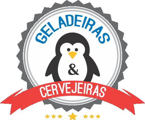Logotipo Geladeira e Cervejeiras